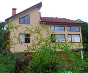 Загородный дом на Красной поляне