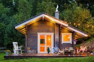 Основные этапы строительства небольшого дачного дома