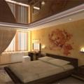 Дизайн интерьера элитной спальни